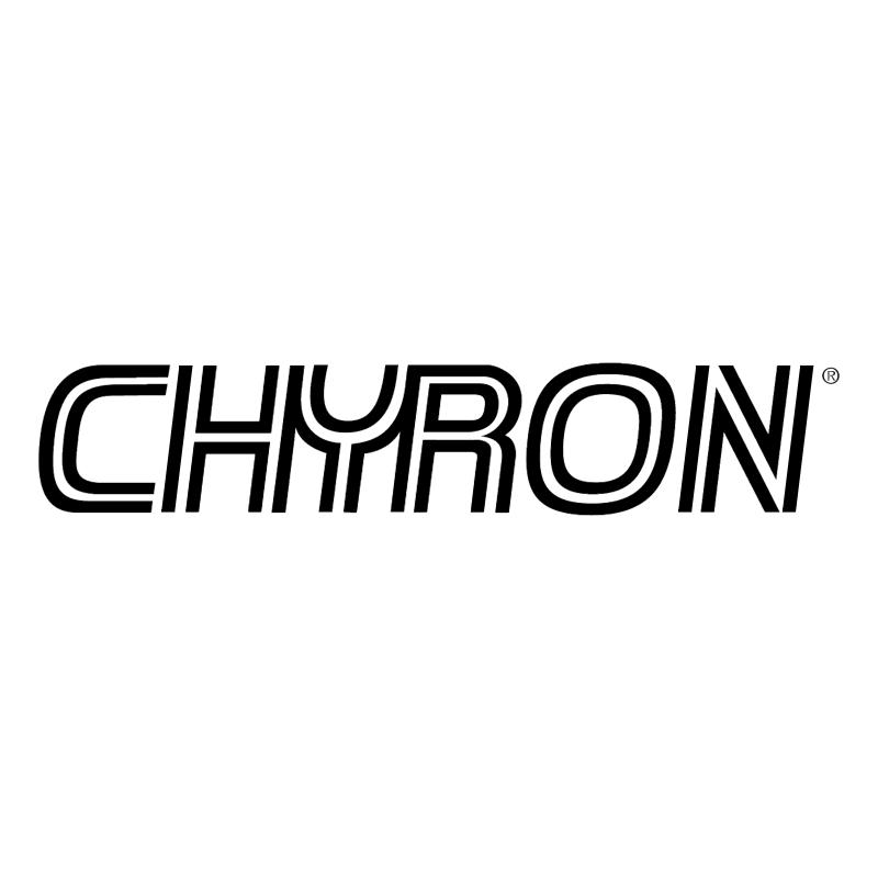 Chyron vector logo