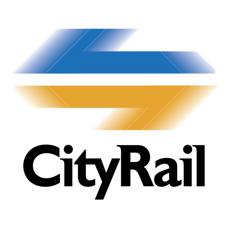 CityRail vector logo