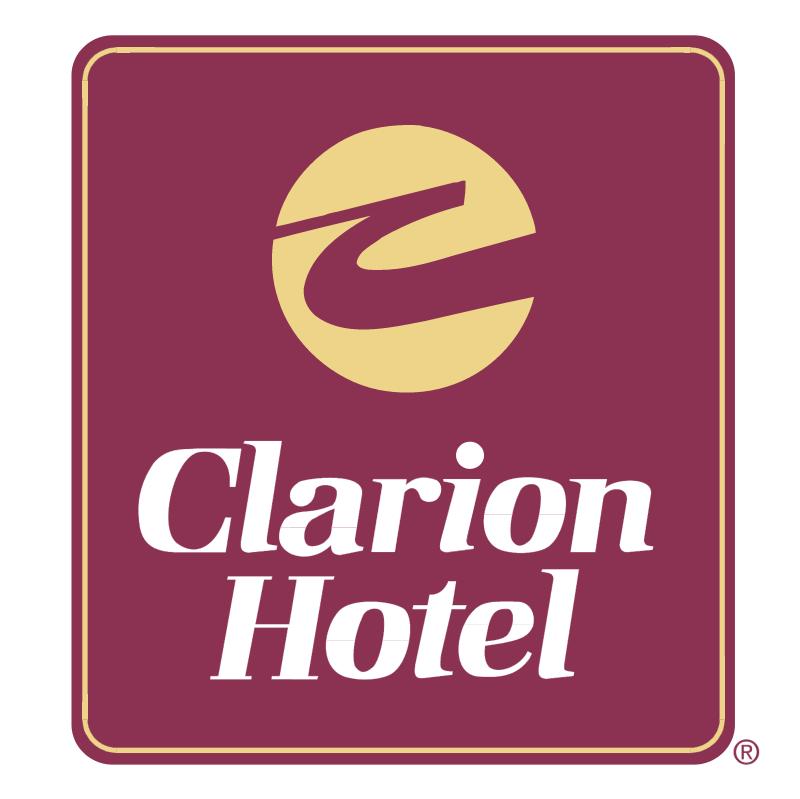Clarion Hotel vector