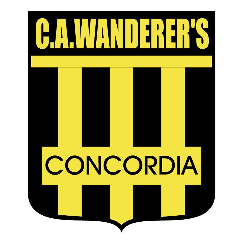 Club Atletico Wanderer's de Concordia vector
