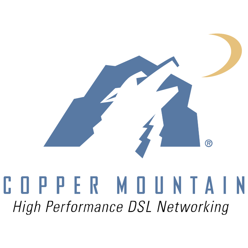 Copper Mountain vector