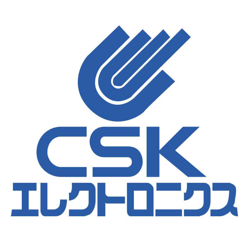 CSK Electronics vector