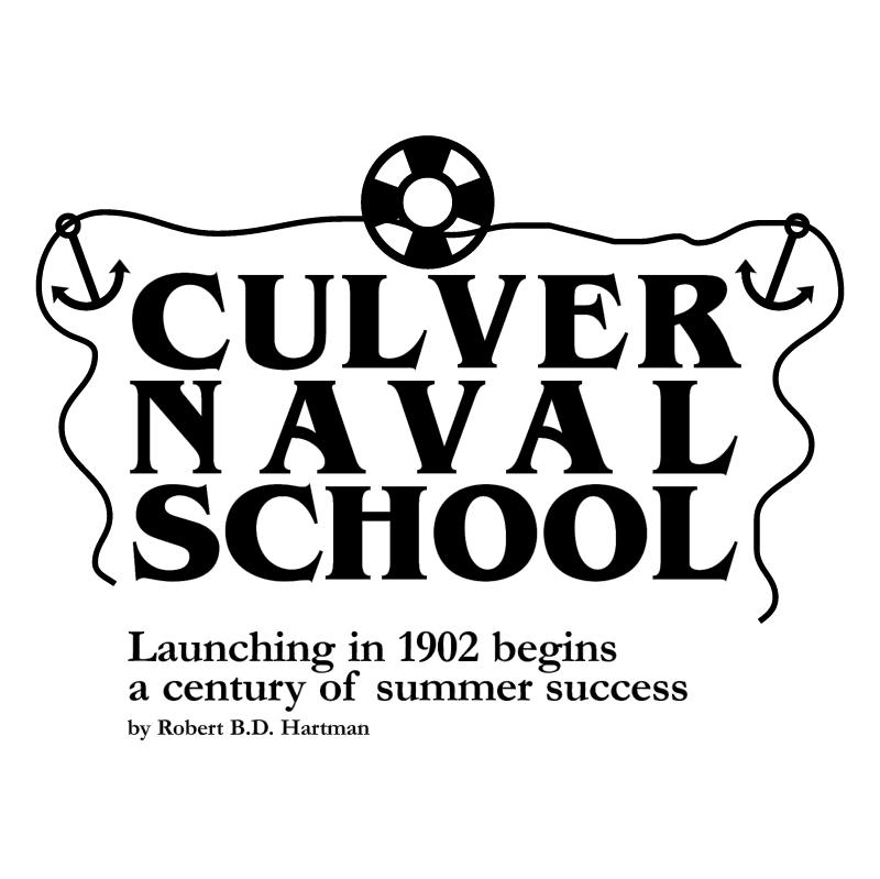 Culver Naval School vector