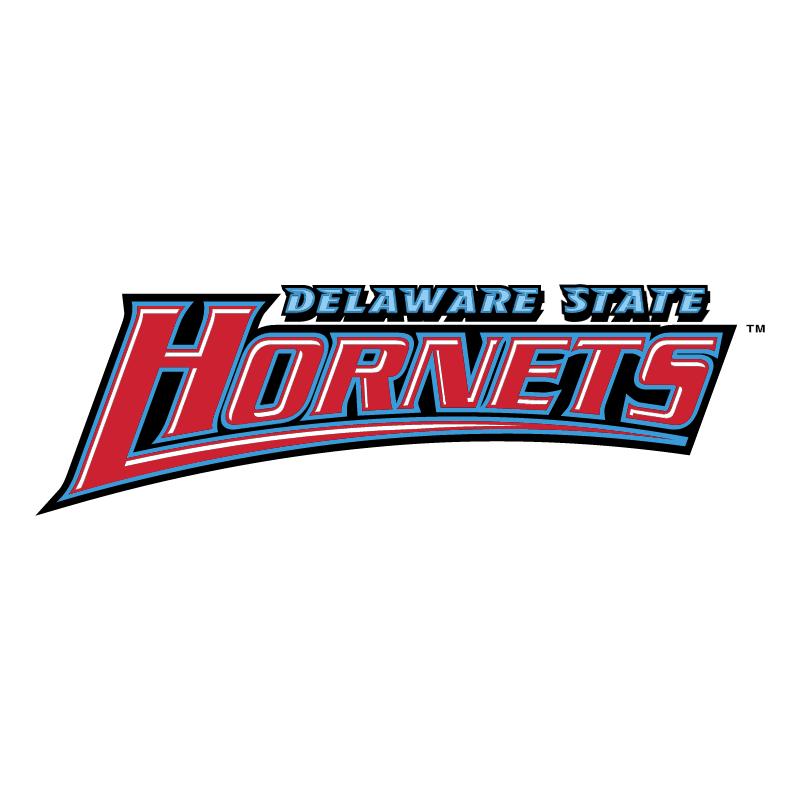 Delaware State Hornets vector logo