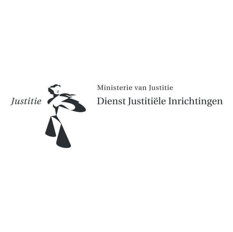 Dienst Justitiele Inrichtingen vector