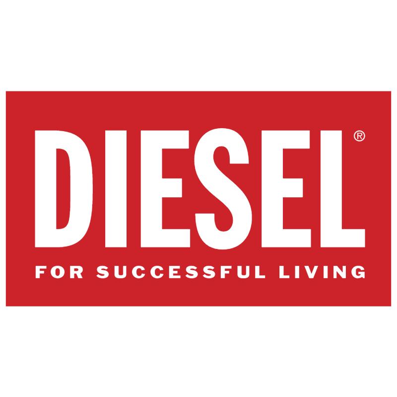 Diesel vector logo