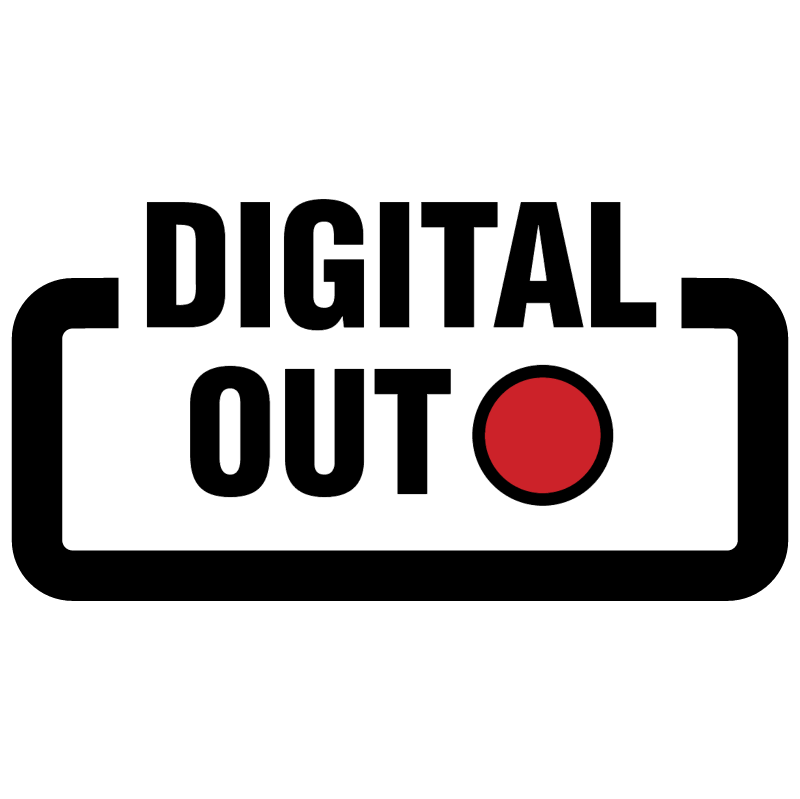 Digital Out vector