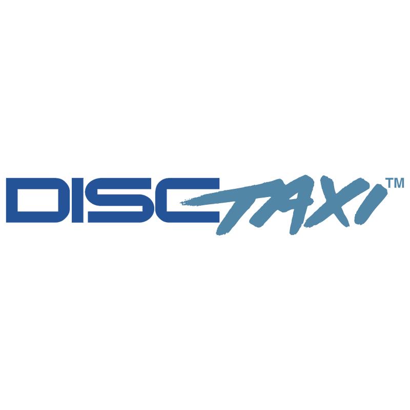 DiscTaxi vector