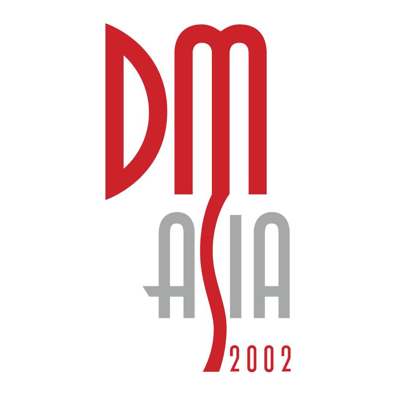 DM Asia vector