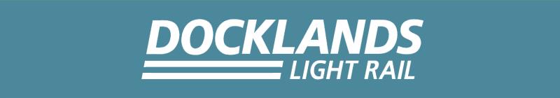 Docklands Light Railway vector