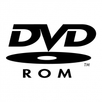 DVD ROM vector