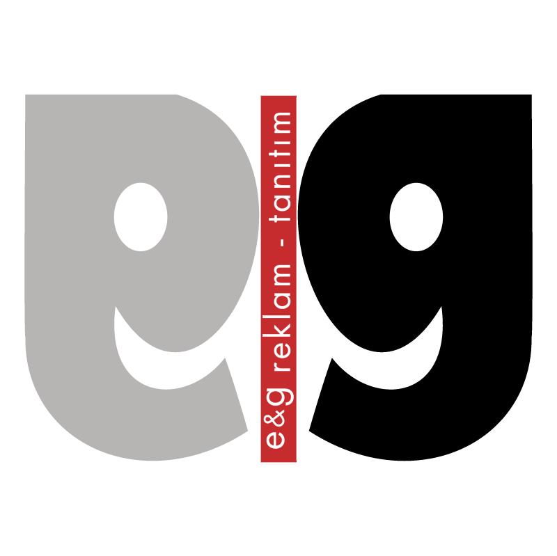 E&G Reklam Tanitim vector