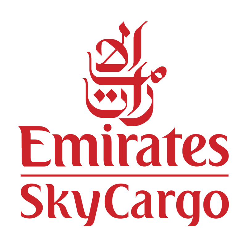 Emirates SkyCargo vector