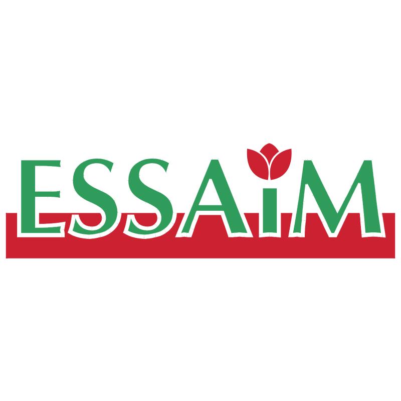 Essaim vector logo