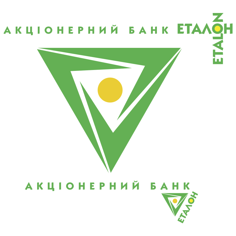 Etalon Bank vector