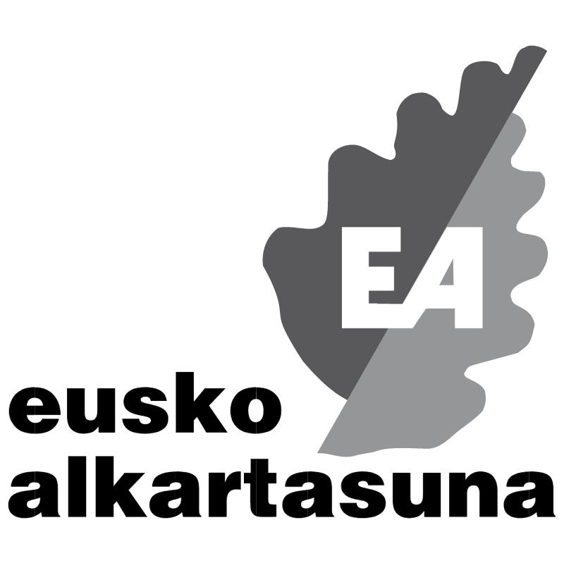Eusko Alkartasuna vector