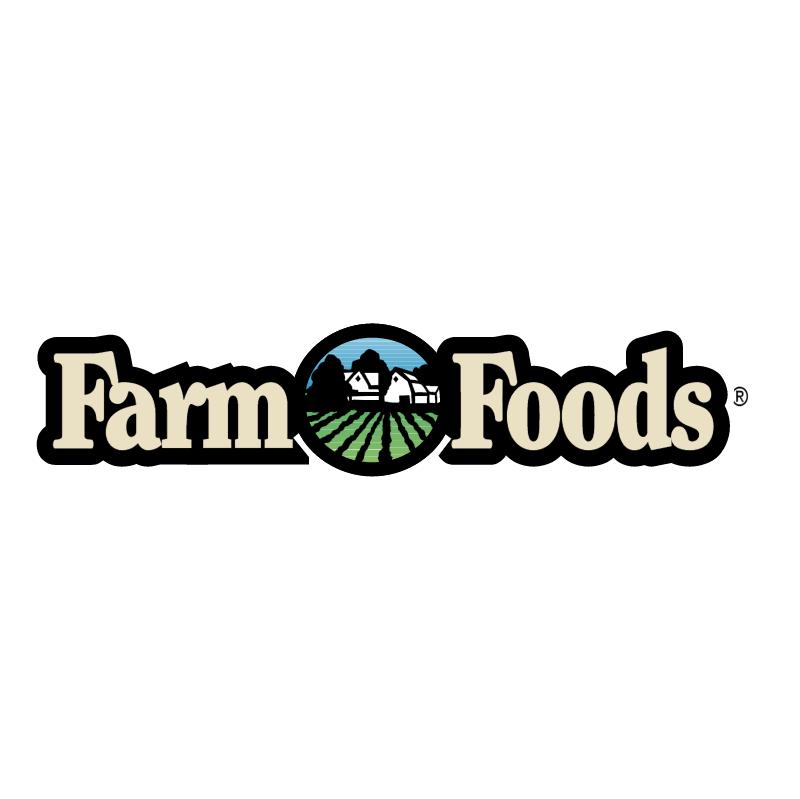 Farm Foods vector