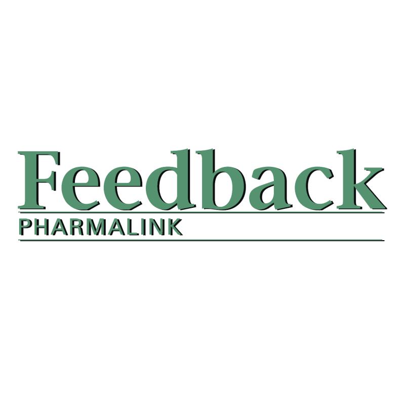 Feedback Pharmalink vector logo