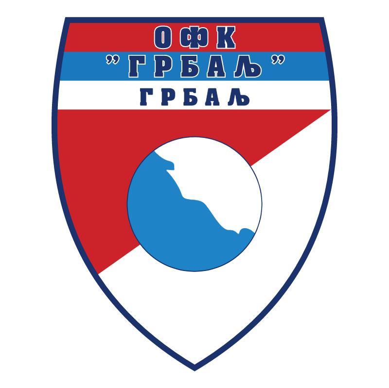 FK Grbalj vector