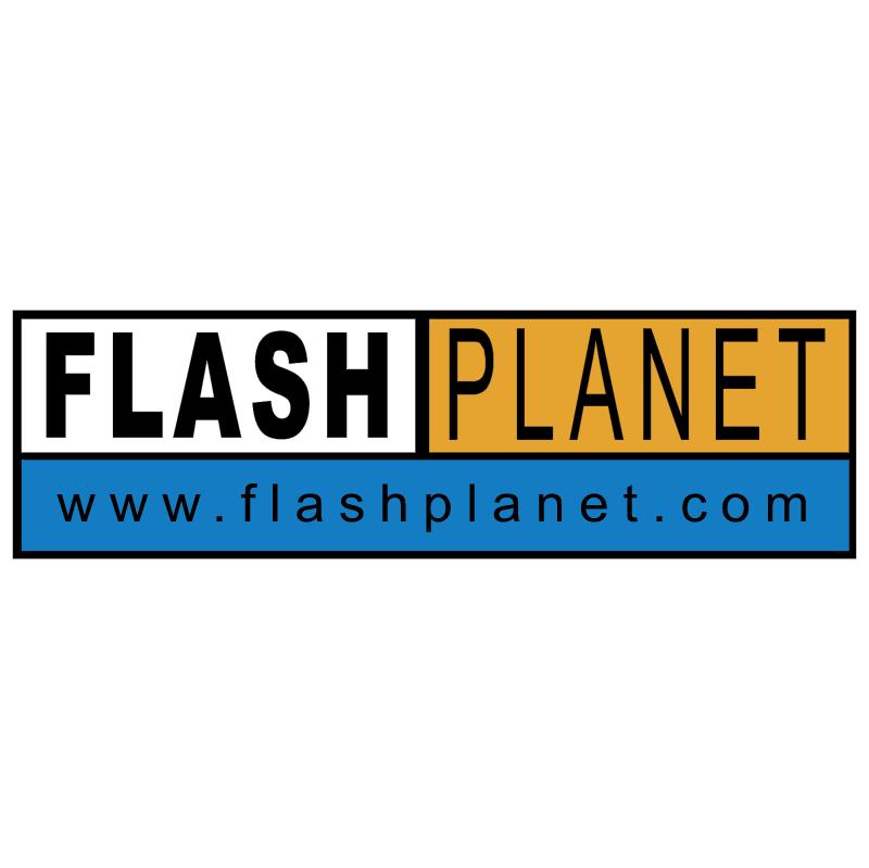 FlashPlanet vector