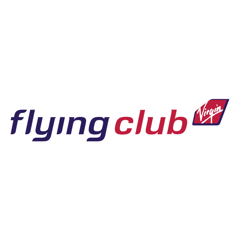 flying club vector