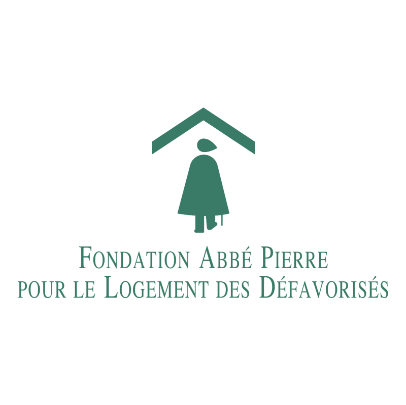 Fondation Abbe Pierre vector