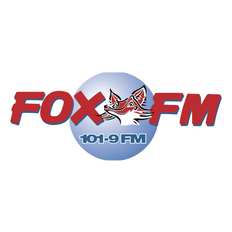 Fox FM vector