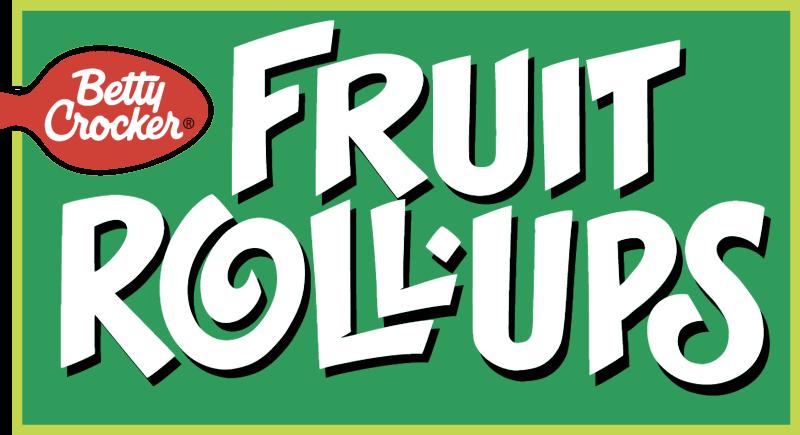 FRUIT ROLL UPS vector