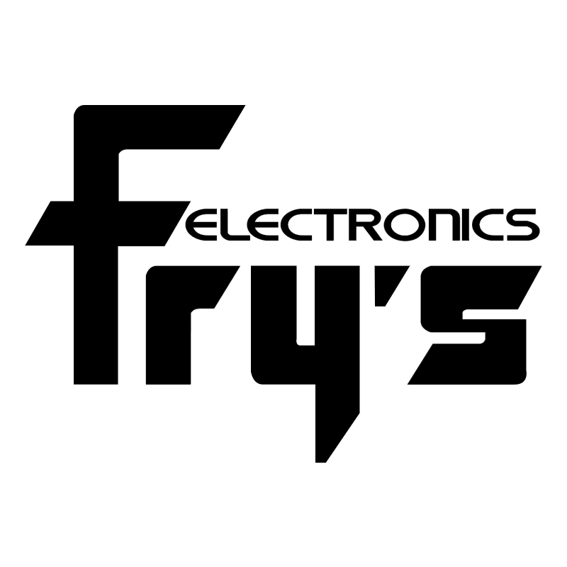 Fry's Electronics vector
