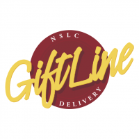 Gift Line vector