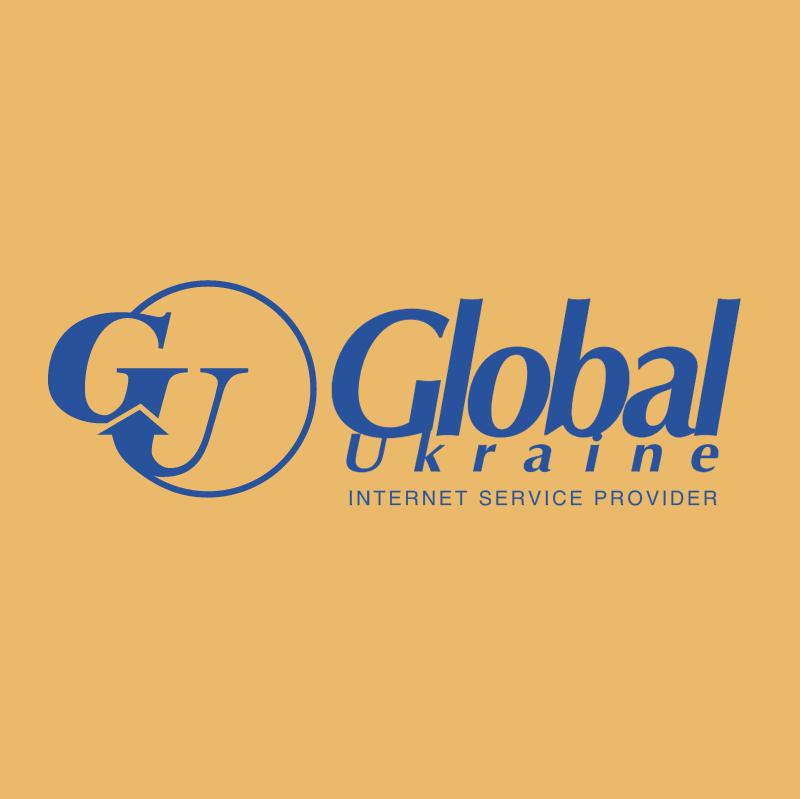Global Ukraine vector