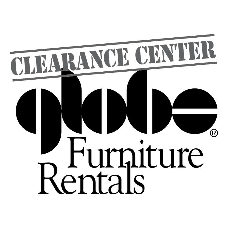Globe Furniture Rentals vector