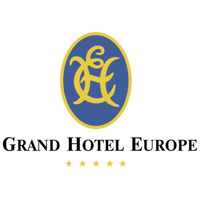 Grand Hotel Europe vector