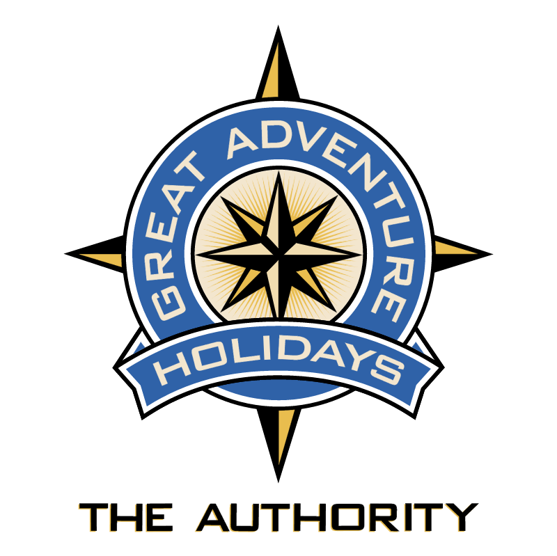 Great Adventure Holidays vector