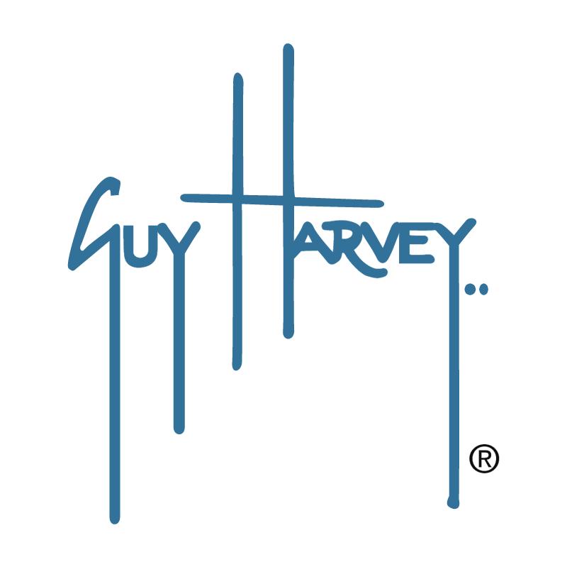 Guy Harvey vector