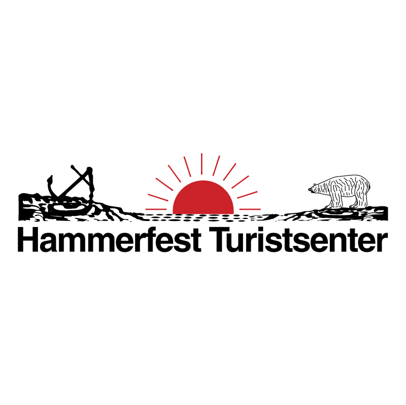 Hammerfest Turistsenter vector