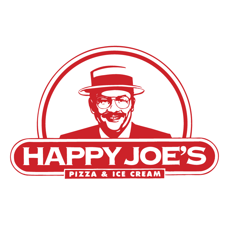 Happy Joe's vector logo