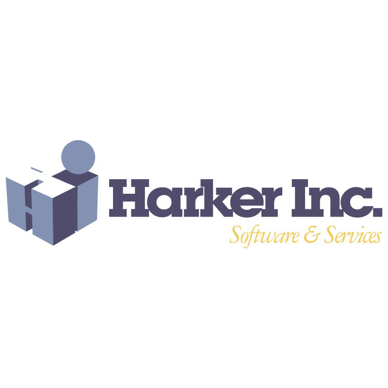 Harker Inc vector logo