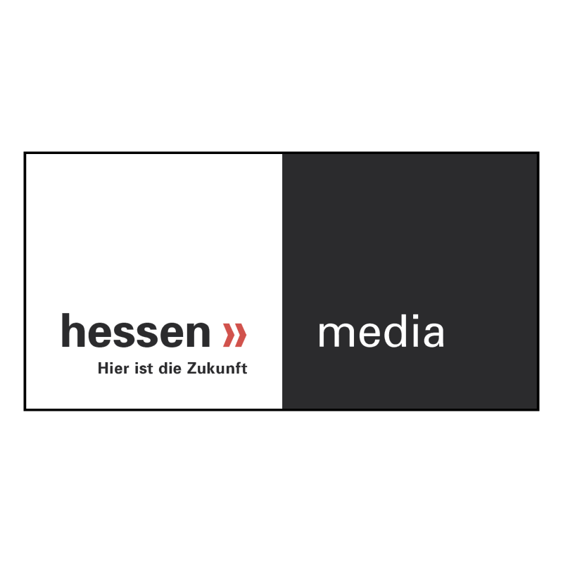 Hessen media vector logo