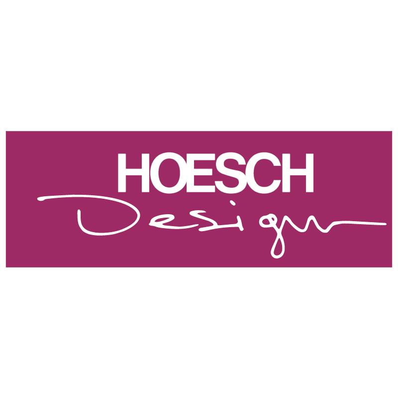 Hoesch Design vector