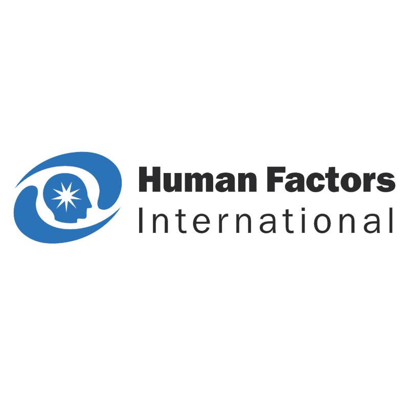 Human Factors vector