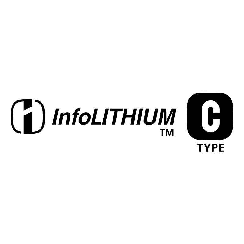 InfoLithium C vector