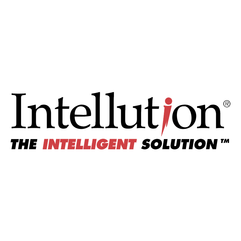 Intellution vector logo