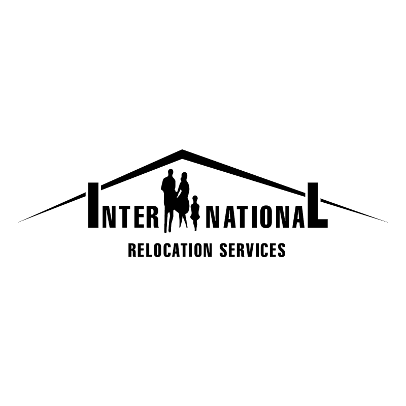 International Relocation Services vector