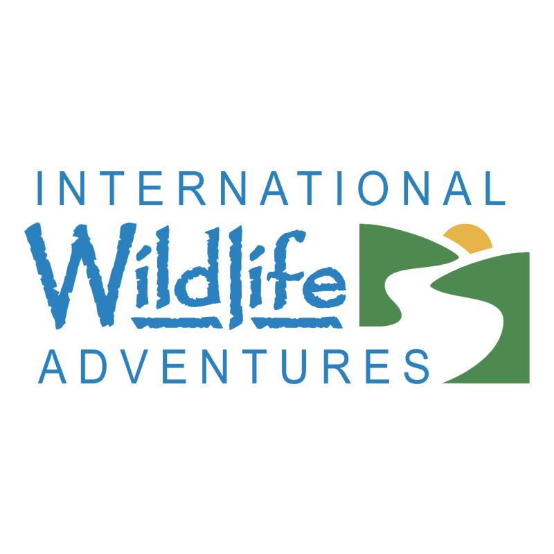 International Wildlife Adventures vector