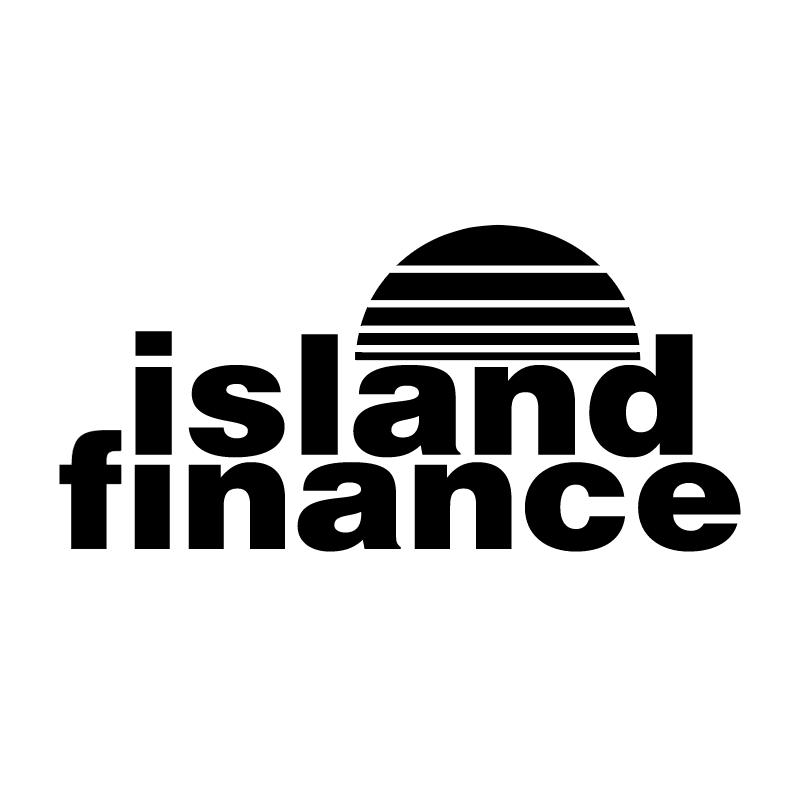 Island Finance vector