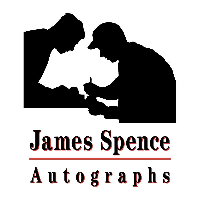 James Spence Autographs vector