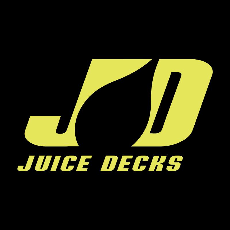 Juice Skateboard Decks vector