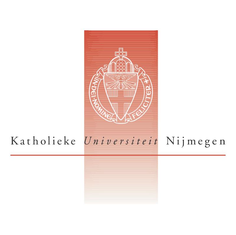 Katholieke Universiteit Nijmegen vector