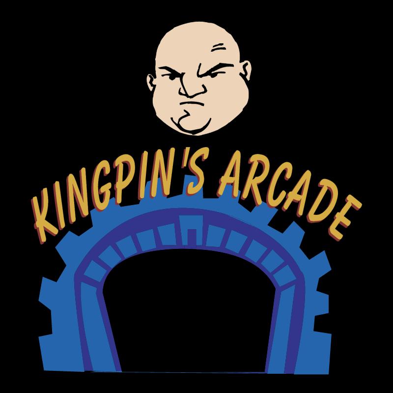 Kingpins Arcade vector